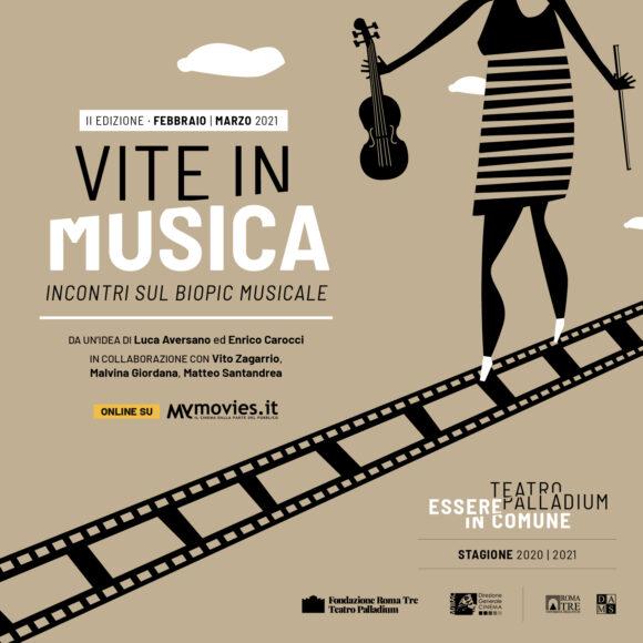 #viteinmusica – Incontri sul biopic musicale